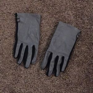 LAUER LEATHER GLOVES